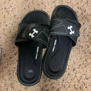 Under Armour foam slide sandal